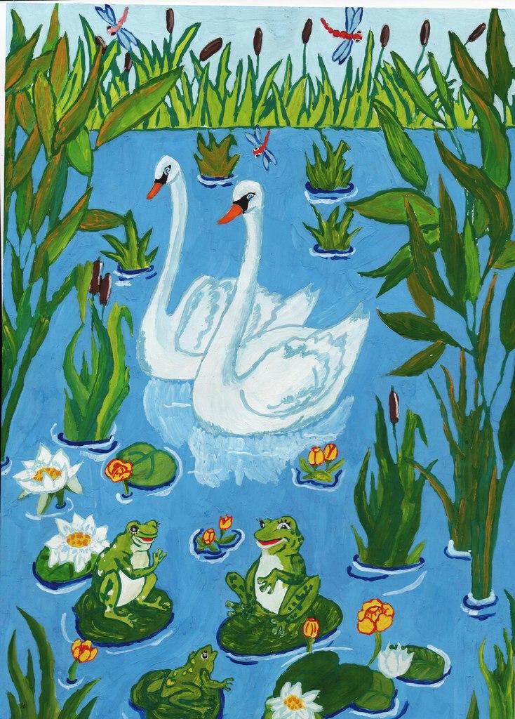 2 лютого - Всесвітній день водно-болотних угідь